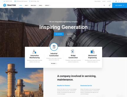 Essential 2 Homepage